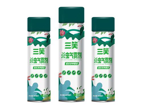 山东杀虫气雾剂的使用常识